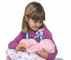 Breastfeeding Baby Doll Not Good For Children