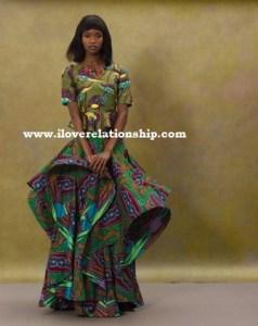 Beautiful ankara fashion design on www.iloverelationship.com