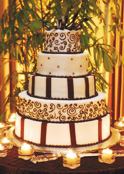 Wedding Cakes Design Options