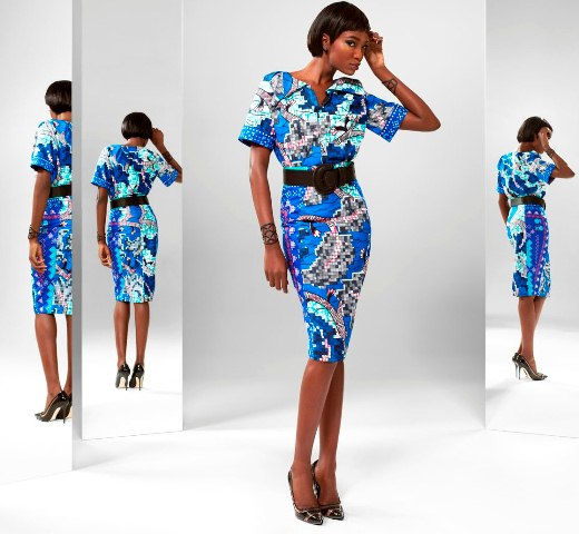 Ankara Fashion 2014 Stylish