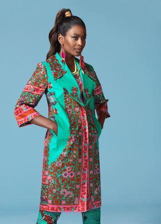 Ankara Fashion Styling