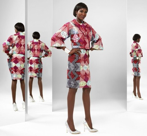 Ankara Fashion Designs 2014