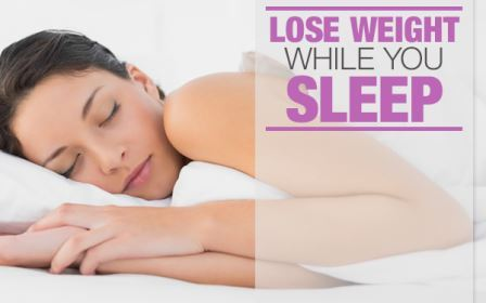If You Want To Lose Weight Then You Need To Sleep More