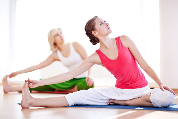 Top 5 Health Benefits Of Yoga Poses For Weight Loss