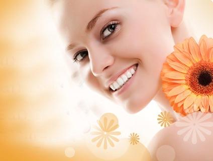 supple skin beauty