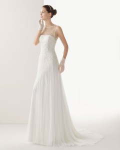 Wedding Dress Styles to Suit your Figure Check them Out (5)