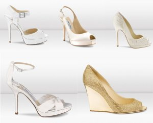 Wedding Shoes Selection just for you: Make your Pick