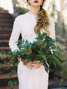 plan green wedding