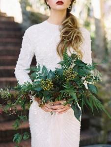 plan green wedding