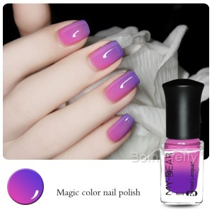 Step-by-step Tips on Nail polish Painting