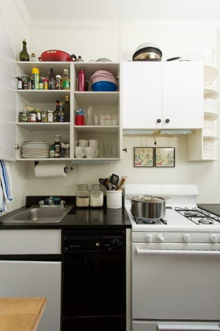 create extra space in your small kitchen