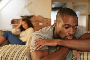 men suffer from insecurity in relationships