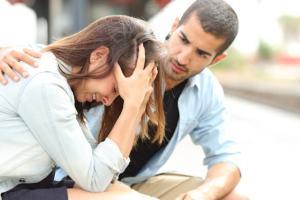 men love ladies in distress