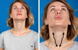 firm-up your sagging chin
