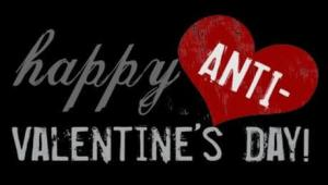you don't care about Valentine's Day