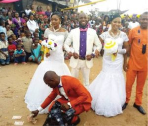The Issues Involved When Two Ladies Marry One Man Simultaneously: What Is His Secret?