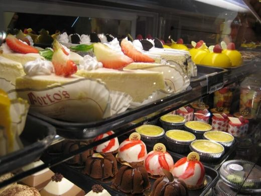 Portos cake