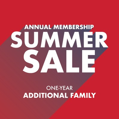 Summer Sale - Additional Family