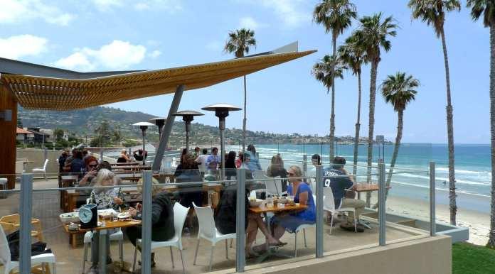 Caroline's Seaside Cafe – I Love San Diego