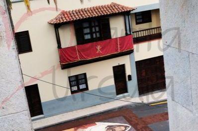 Casa Parroquial en el Día del Corpus Christi
