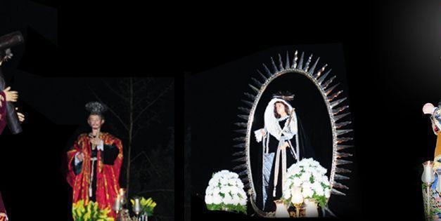 Semana Santa en Santa Úrsula