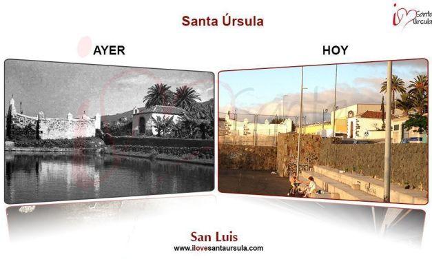 Calvario y Ermita de San Luis –  Ayer y HOY