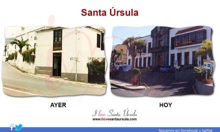 «Ayer y Hoy» Ayuntamiento Santa Úrsula