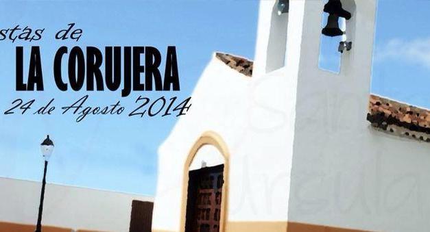 PROGRAMA DE ACTOS FIESTAS LAS CORUJERA 2014