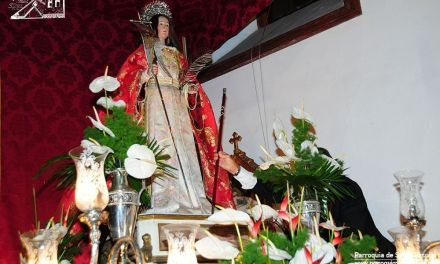 Concluye la celebración del IV Centenario de la Parroquia de Santa Úrsula