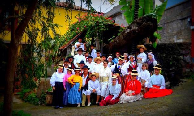 21 años de la Agrupación Folclórica La Acequia