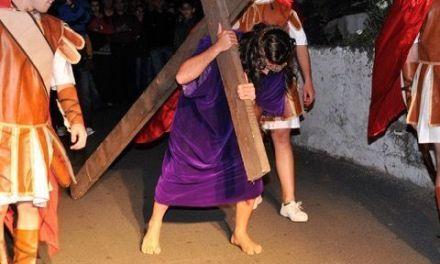Representación de La Pasión de Cristo: ¡Te Necesitan!