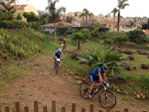 Mountain Bike Santa Úrsula