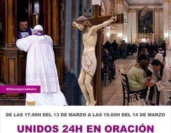¡La Parroquia de Santa Úrsula estará abierta más de 24h!