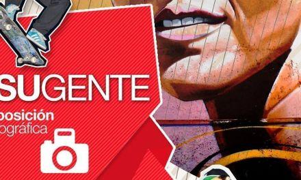 27 de mayo  se abrirá la  exposición #SUGente en La Casona de San Luis.