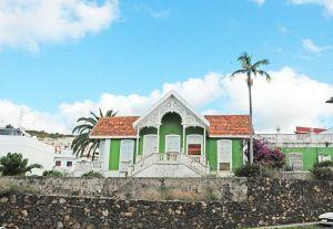 Casa de la Portuguesa en Santa Úrsula