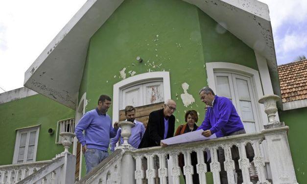 La Casa de la Juventud estará terminada en dos años