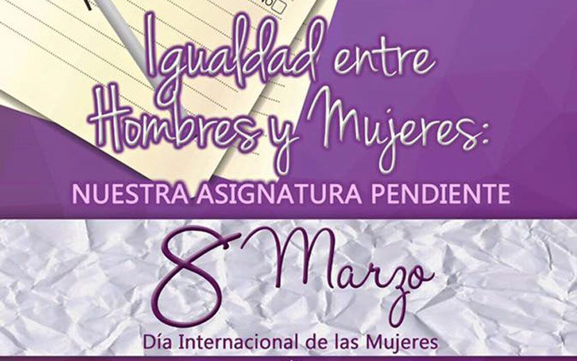8 de marzo día de la mujer Santa Úrsula
