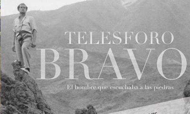 Exposición «Telesforo Bravo, el hombre que hablaba con las piedras» en Santa Úrsula