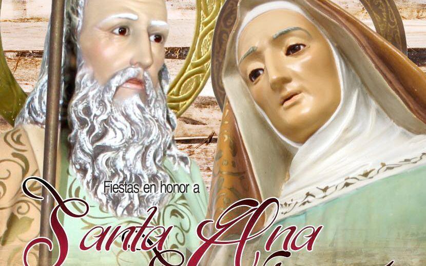 Fiestas en Honor a Santa Ana y San Joaquín 2016