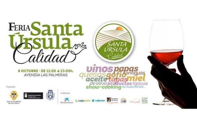 Feria Santa Úrsula Calidad – 8 de Octubre de 2016