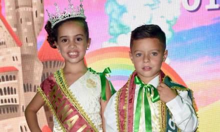 Reina y Mister Infantil de las Fiestas de Santa Úrsula 2016