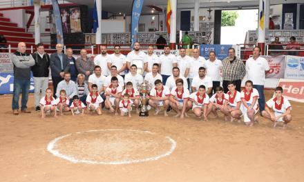 Reconocimiento al Club de Lucha Tijarafe-Guanche