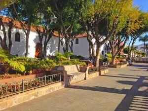 Plaza de Santa Úrsula