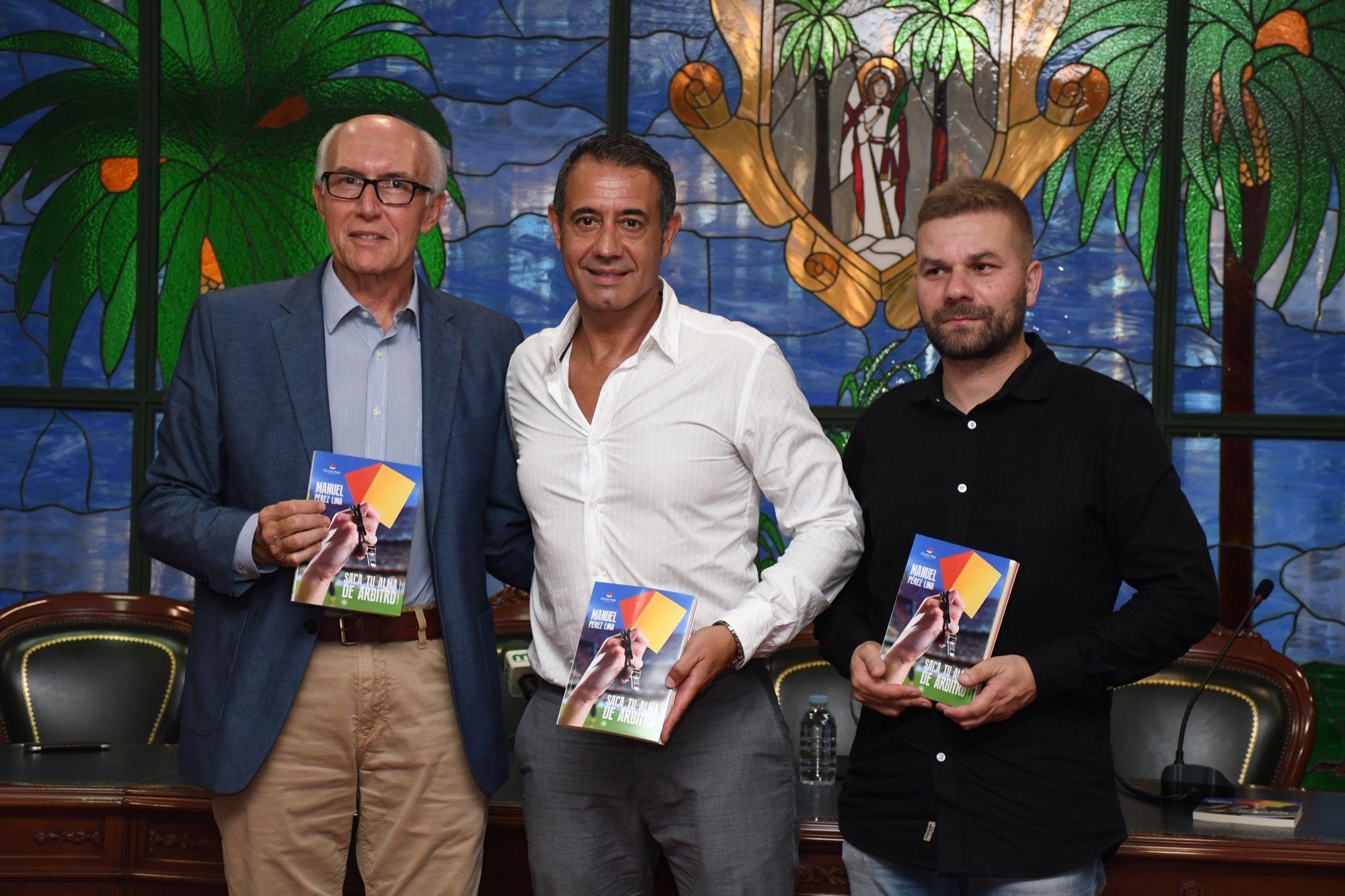Presentación Libro Perez Lima en Santa Úrsula