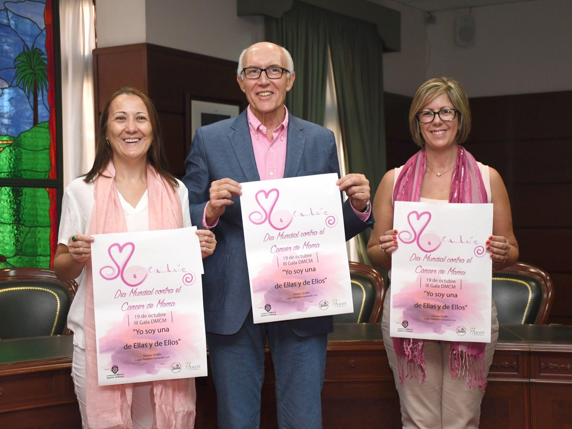 Foto presentacion programa cancer de mama