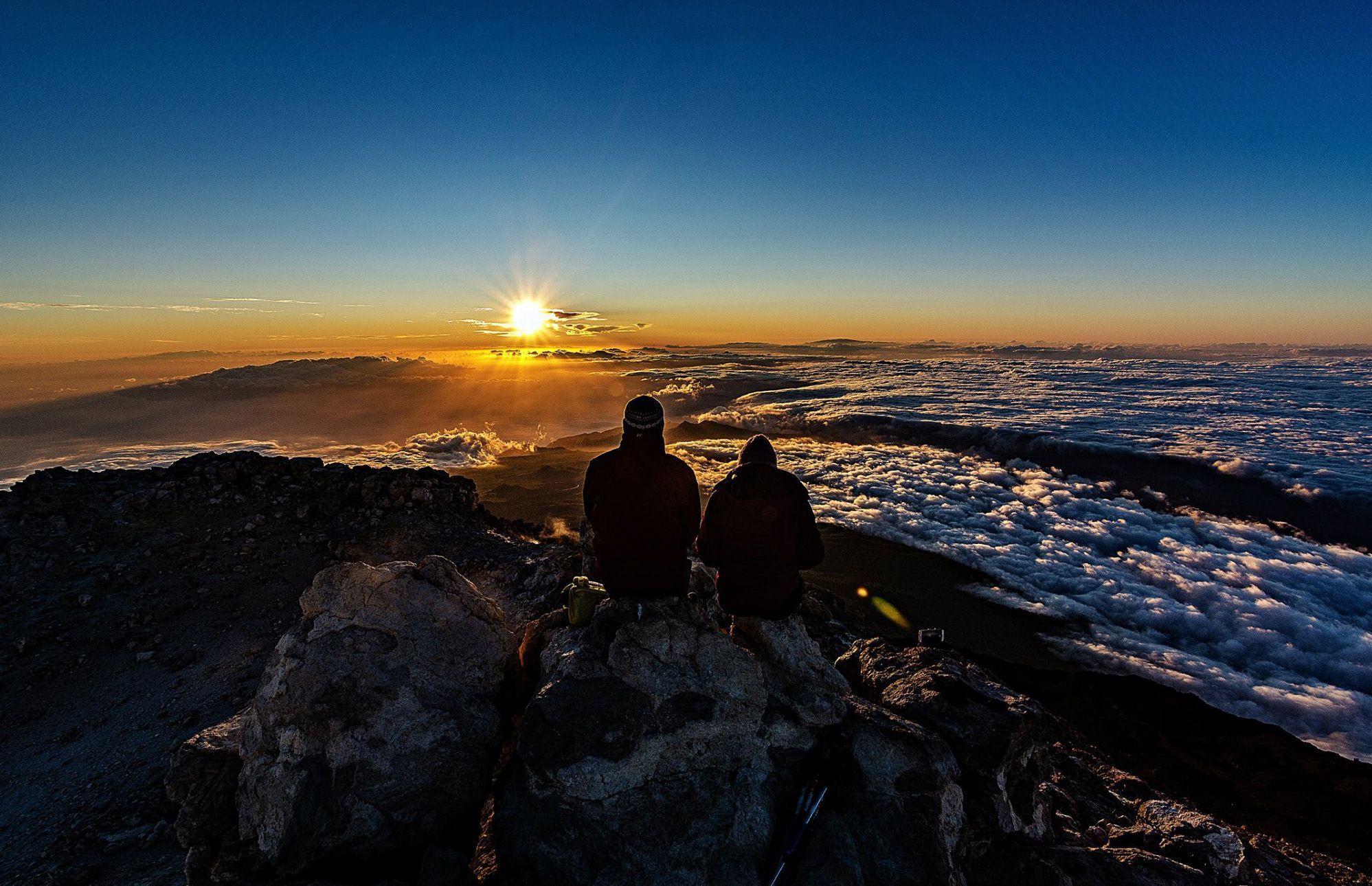 Subida al Pico del Teide Pateos de Santa Úrsula