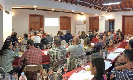 Santa Úrsula recibió a la master of wine Elizabeth Gabay