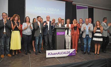 """Juan Acosta: """"Tenemos el mejor equipo para velar por los intereses de este pueblo"""""""