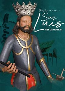 Cartel Fiestas San Luis 2018