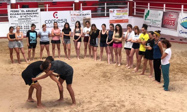El voluntariado juvenil dinamiza el verano en Santa Úrsula con múltiples actividades